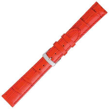 Morellato Horlogebandje Samba Alligator Rood