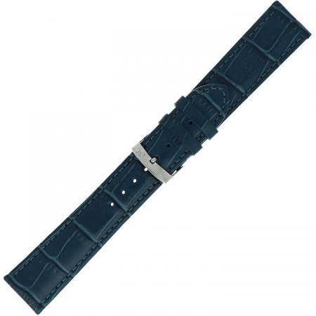 Morellato Horlogebandje Samba Alligator Blauw
