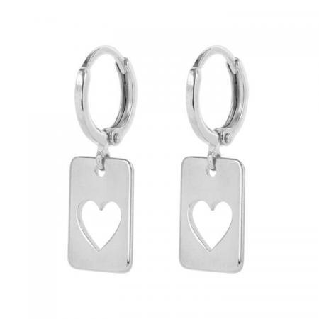 &Anne Oorringen - Special Heart Zilver