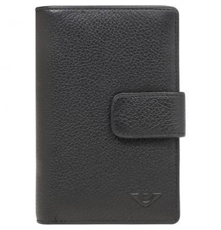 Voi Dames Portemonnee RFID Elinor Zwart