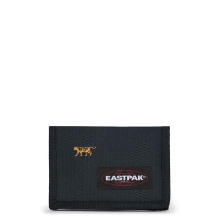 Eastpak Crew Portemonnee met Klittenbandsluitting Mini Tiger