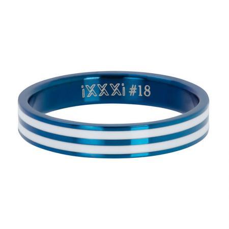 iXXXi Vulring Double Line White Blauw