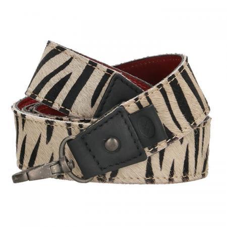 Micmacbags Schouderband Wildlife Zebra