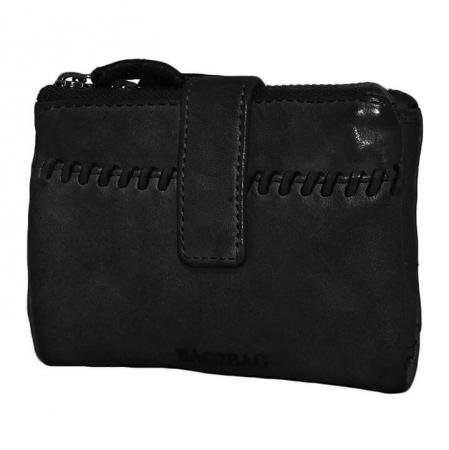 Bag2Bag Portemonnee Lioni Zwart
