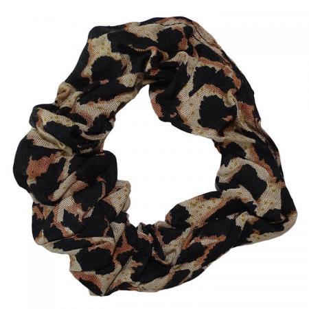 Scrunchie Haarelastiek Leopard