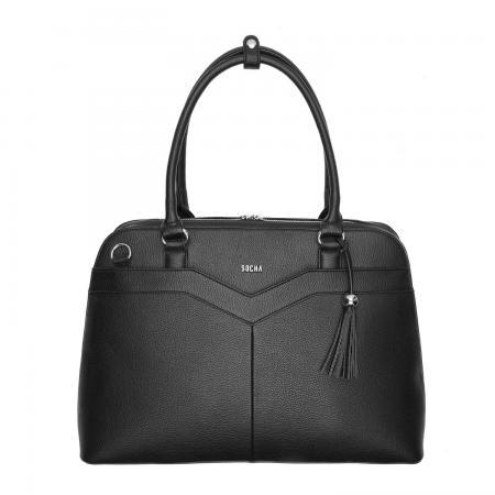 Socha Business Laptoptas Couture V 15.6'' Zwart