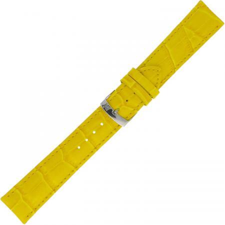 Morellato Horlogebandje Samba Alligator Geel