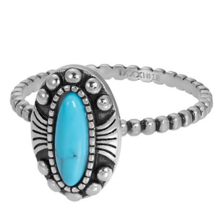 iXXXi Vulring Indian Turquoise Zilver
