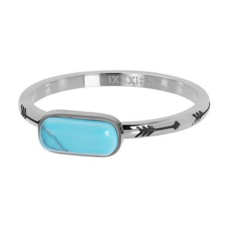 iXXXi Vulring Festival Turquoise Zilver