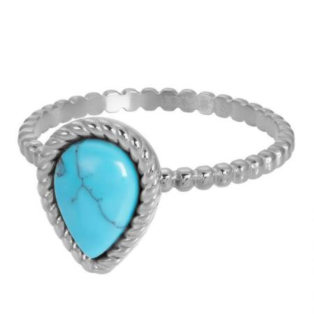 iXXXi Vulring Magic Turquoise Zilver
