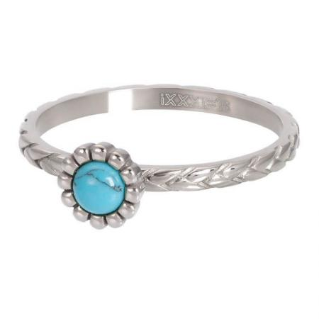 iXXXi Vulring Inspired Turquoise Zilver