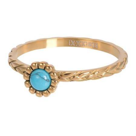 iXXXi Vulring Inspired Turquoise Goud