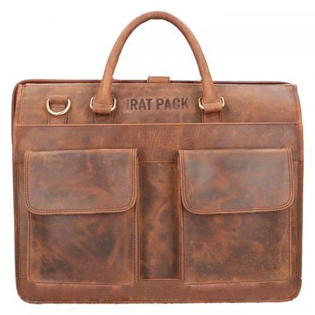 The Rat Pack Dokterstas 15.6'' Jeff Bruin