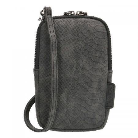Beagles Phone Bag Telefoontasje Anaconda Zwart