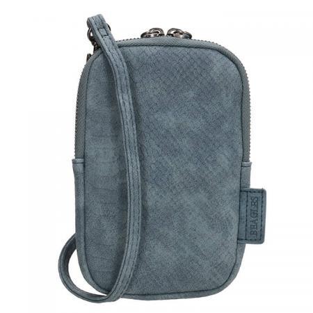 Beagles Phone Bag Telefoontasje Anaconda Navy Blauw