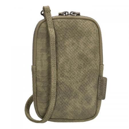 Beagles Phone Bag Telefoontasje Anaconda Olijf