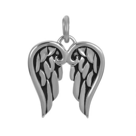 iXXXi Charm Pendant Wings Zilver
