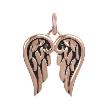 iXXXi Charm Pendant Wings Rosé