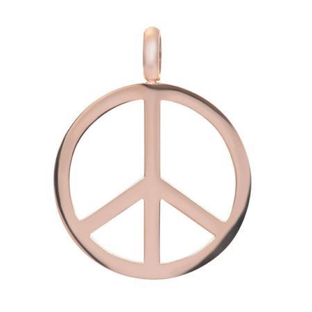 iXXXi Charm Pendant Peace Rosé