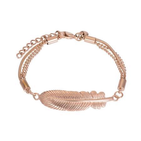 iXXXi Armband Feather Rosé