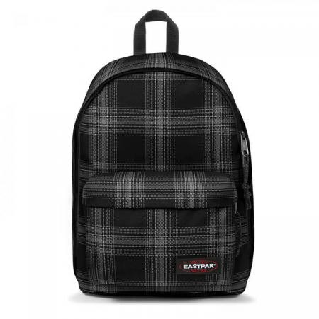 Eastpak Out Of Office Checked Dark