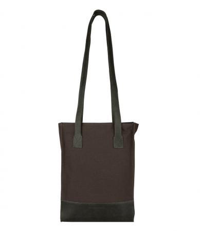 Cowboysbag Rugzak / Shopper Bag Mackay 15'' Dark Green