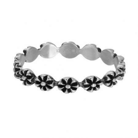 iXXXi Vulring Flowers Zilver