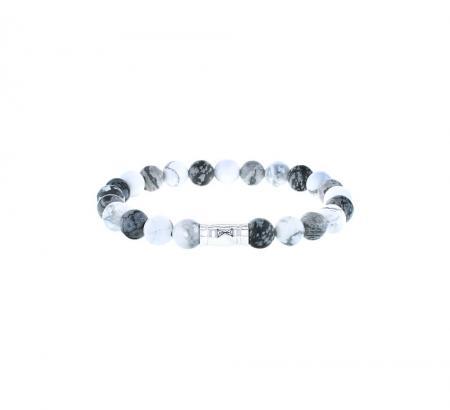 AZE Jewels Armband Mont Blanc | 8mm