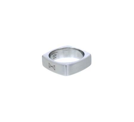 AZE Jewels Ring Carre Inox