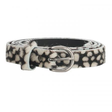 Hide & Stitches Kinderriem 2 cm Reverse Leopard