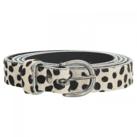 Hide & Stitches Kinderriem 2 cm Cheetah