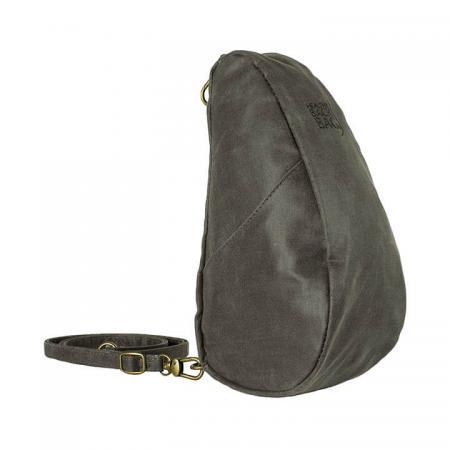 Healthy Back Bag Large Baglett Canvas Brown