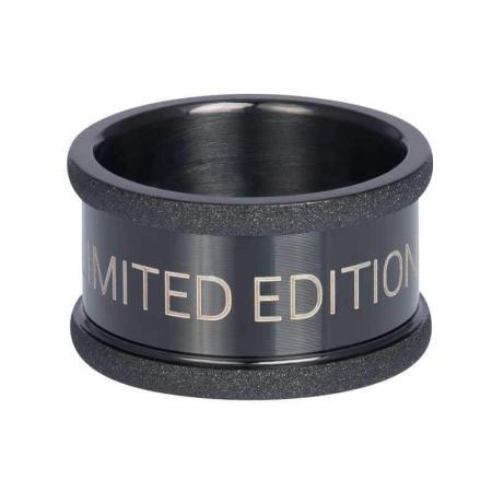 iXXXi Basisring 12 mm Zwart | Limited Edition