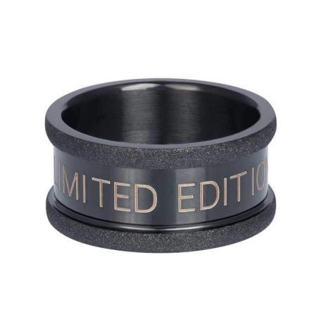 iXXXi Basisring 10 mm Zwart   Limited Edition