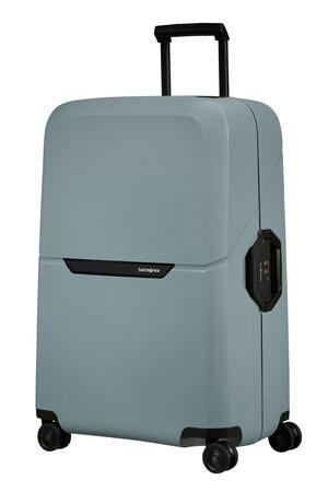 Samsonite Magnum Eco Spinner Koffer 75 Ice Blue