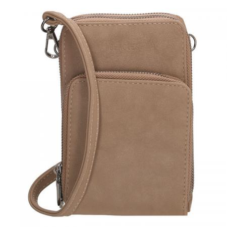 Beagles Phone Bag Telefoontasje Marbella Taupe