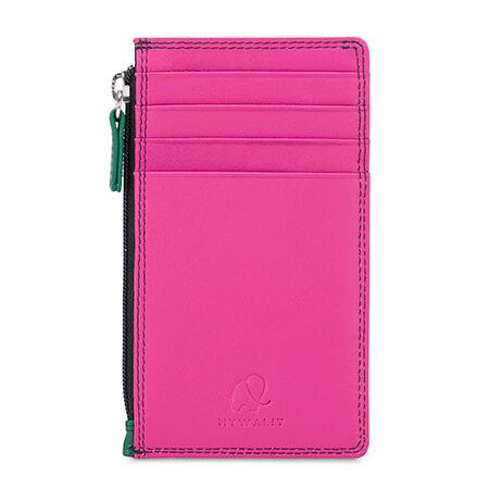 Mywalit RFID CC Holder with Coin Purse Burano