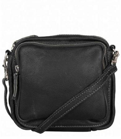 Cowboysbag Crossbody Schoudertas Bag Staffin Zwart