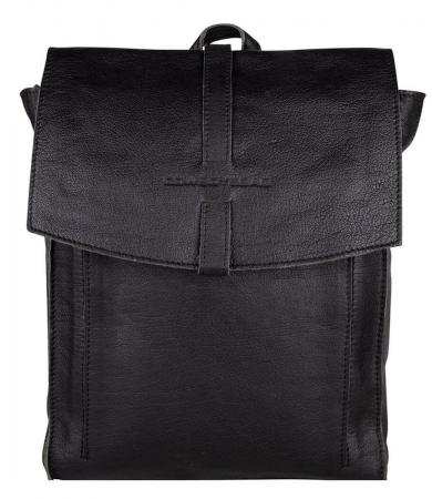 Cowboysbag Rugzak Backpack Mara Zwart
