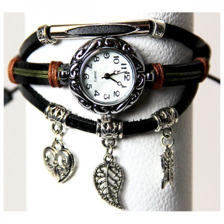 Medley Horloge Zwart 342009-0