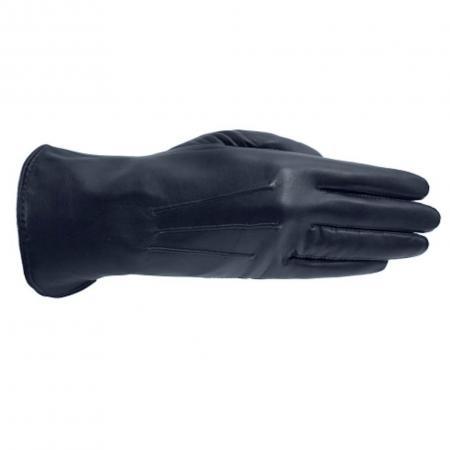 Laimböck Dames Handschoenen London Navy Maat 7.5 25092-0