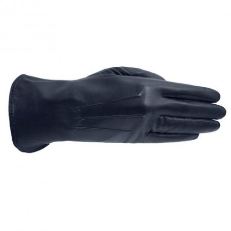 Laimböck Dames Handschoenen London Navy Maat 8.5 25092-0