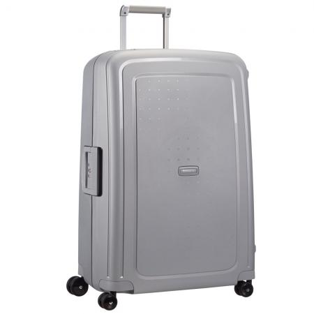 Samsonite S'Cure Spinner 75 Silver-0