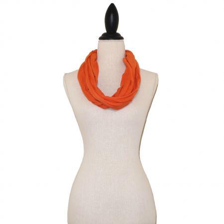 Oranje Tricot Colsjaal-0