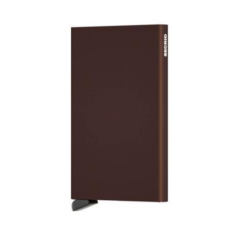 Secrid Cardprotector Kaarthouder Brown-0