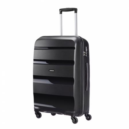 American_Tourister_Bon_Air_Spinner_Strict_M_Black