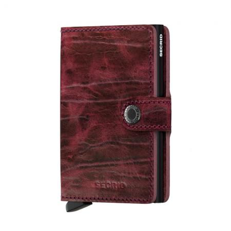 Secrid Mini Wallet Dutch Martin Bordeaux -14982