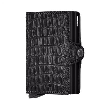 Secrid Twin Wallet Nile Black -15000