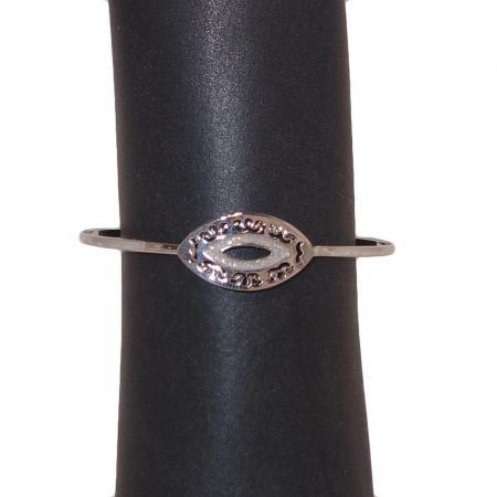 Armband Filigrain Glitter Rhodium-15229