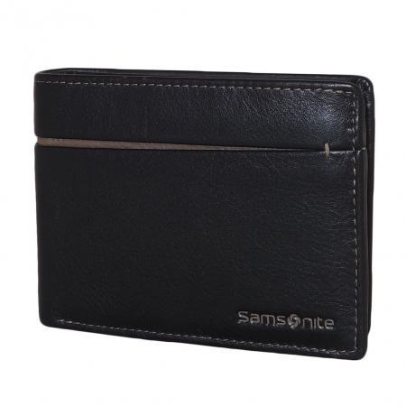 Samsonite RFID Lage Billfold S-Pecial Zwart/Taupe-15318
